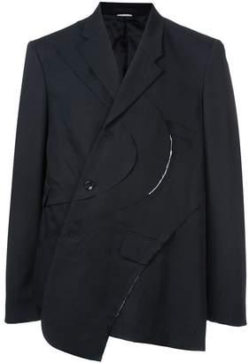 Comme des Garcons deconstructed blazer