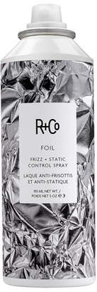 R+Co FOIL Frizz + Static Control Spray, 5 oz. $27 thestylecure.com