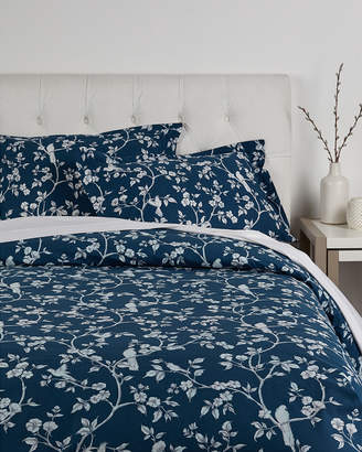 Whit & Alex Toile Blue With Anise Duvet Set