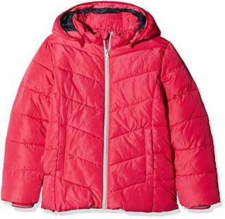 Name It Girl s Nkfmil Puffer Jacket Camp Virtual Pink 1fd594ef59d
