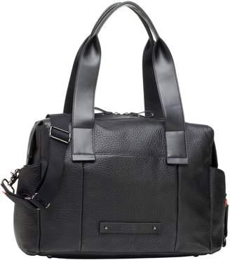 Storksak Kym Calfskin Leather Diaper Tote Bag
