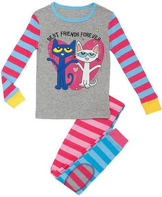 PETE THE CAT Pete The Cat 2-pc. Pant Pajama Set Girls
