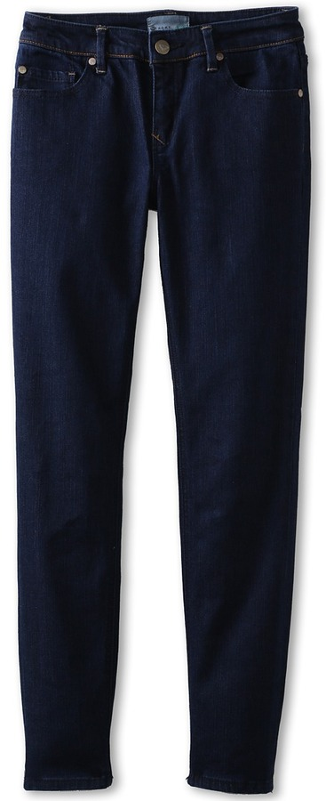Roxy Kids - RG Skinny Rails Pant (Big Kids) (Blue Ashes) - Apparel