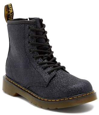 Dr. Martens Delaney Glitter Air Wair Boot (Little Kid & Big Kid)