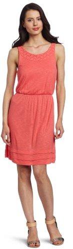Calvin Klein Jeans Women's Knit Blouson Tank Dress