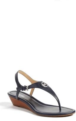 Women's Michael Michael Kors 'Ramona' Wedge Sandal $98.95 thestylecure.com