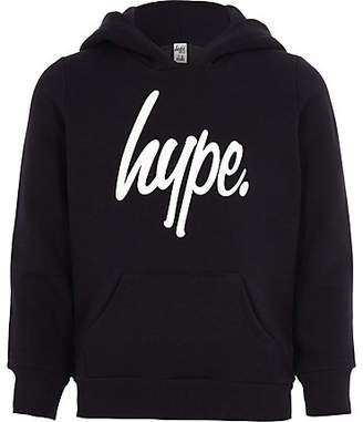 Hype Kids Navy tracksuit hoodie