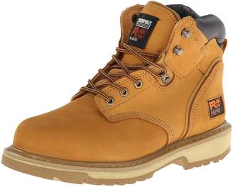"Timberland 33031 Mens Pit Boss 6"" Steel Toe Work Boots (, 9 M US)"