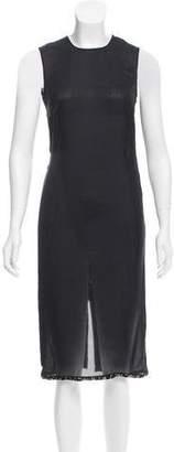No.21 No. 21 Sleeveless Midi Dress