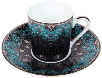 Philippe Deshoulieres Dhara Peacock Coffee Cup