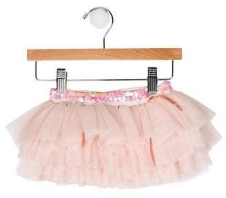 Bloch Girls' Tulle Skirt