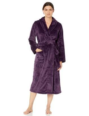Amazon Essentials Full-Length Plush Robe Nightgown
