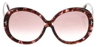 Tom Ford Gisella Oversize Sunglasses w/ Tags