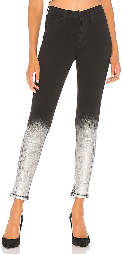 Jeans Barbara High Waist Super Skinny Ankle.