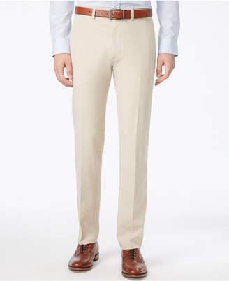 Kenneth Cole Reaction Closeout! Men's Slim-Fit Fine Twill Techni-Cole Pants
