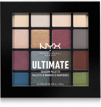 NYX Ultimate Eye Shadow Palette, Smokey & Highlight