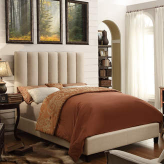 Bronx Ivy Mcmaster Queen Upholstered Panel Bed