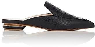 Nicholas Kirkwood Women's Beya Grained Leather Mules