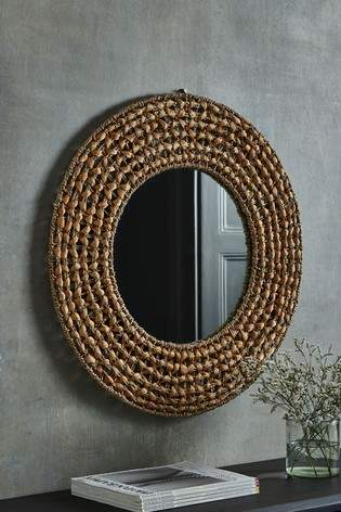 Next Seagrass Mirror