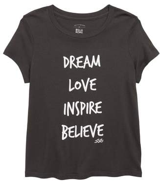 Billabong Inspiring Words Graphic Tee