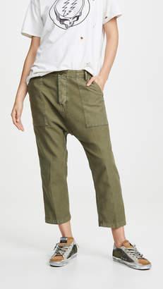 R 13 Utilty Drop Crotch Pants