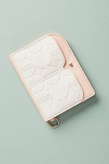 Natural Beauty Passport Holder