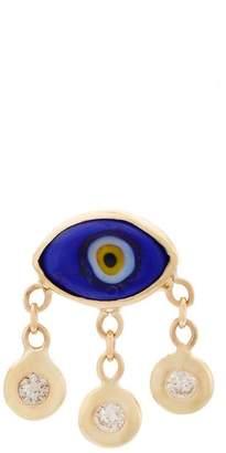 Jacquie Aiche Eye drop earring - Blue y7xYB