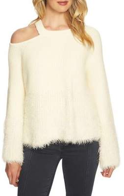1 STATE 1.STATE Eyelash Ombre Sweater