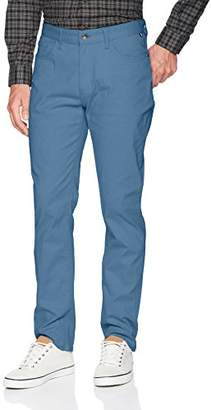Nautica Men's 5 Pocket Slim Fit Stretch Twill Pant