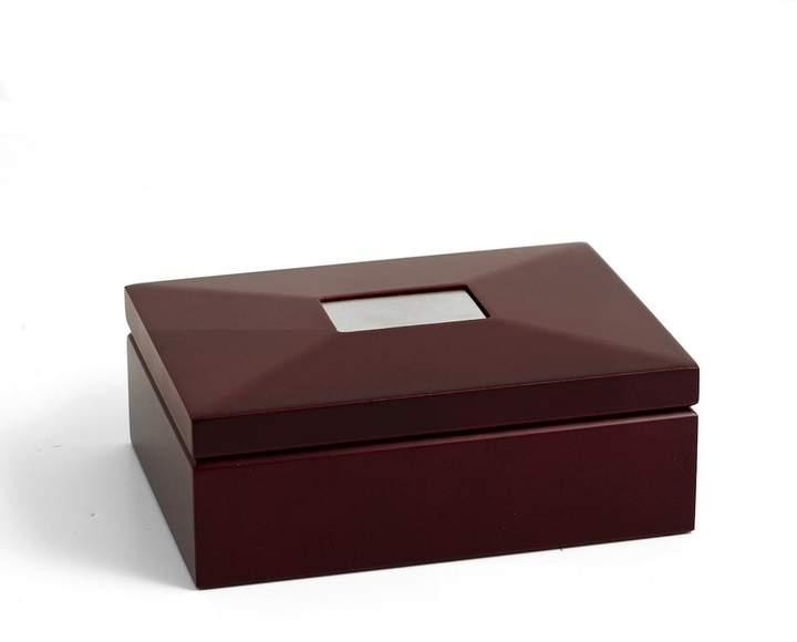 Bey Berk Hinged Storage Box - Men