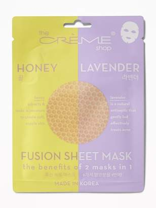 Old Navy The Crème Shop® Honey Lavender Fusion Sheet Mask