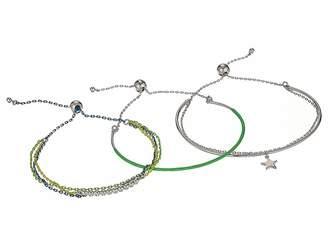 Marc Jacobs Color Chain Friendship Bracelet Set Bracelet