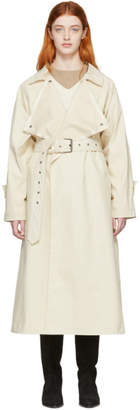 Isabel Marant Beige Jamet Coat