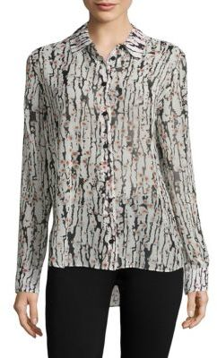 Carven casual Printed Shirt
