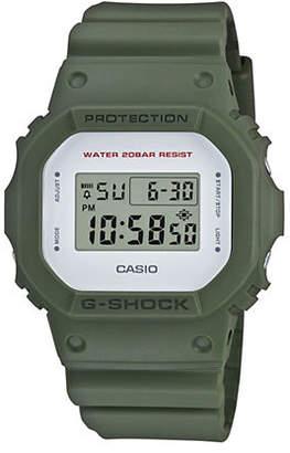 Casio Digital Military Coloured G-Shock Watch