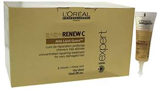 L'Oreal Serie Expert Renew C Concentrated Repairing Treatment Unisex Treatment