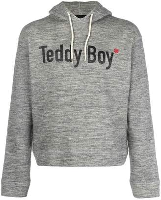 DSQUARED2 Teddy Boy print hoodie
