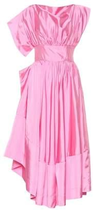 Rosie Assoulin Silk taffeta dress