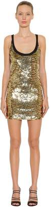 Roberto Cavalli Sequined Dress