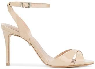Schutz crossover strap sandals