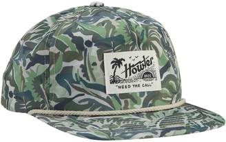 Howler Brothers Paradise Unstructured Snapback Hat - Men's