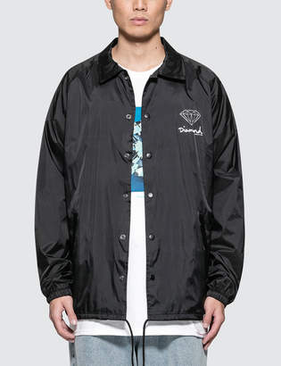 Diamond Supply Co. OG Sign Coach Jacket