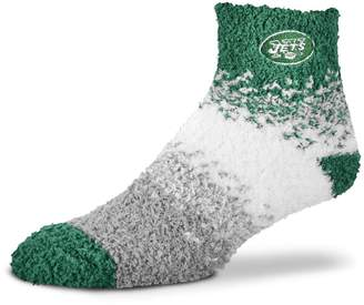 For Bare Feet Women's New York Jets Marquee Sleep Socks