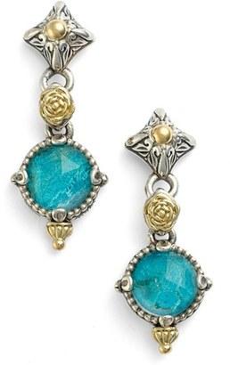 Women's Konstantino 'Iliada' Double Drop Earrings $455 thestylecure.com