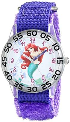 Disney Kids' W001669 Ariel Analog Display Analog Quartz Watch