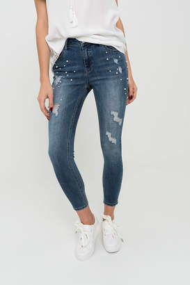 Ardene Pearl Skinny Jeans