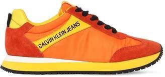 Calvin Klein Jeans 20mm Jil Nylon Sneakers