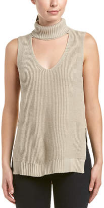 BCBGeneration Keyhole Sweater Vest