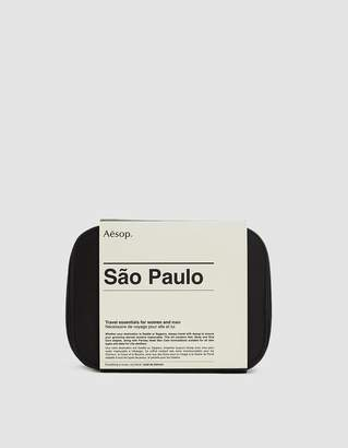 Aesop Sao Paulo City Travel Kit