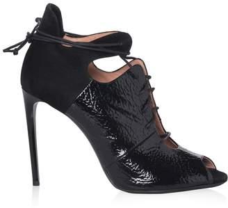 Roland Mouret Sophia Lace Up Shoes